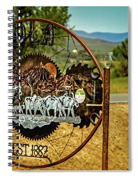 Ola Spiral Notebook