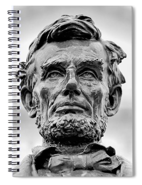 Old Abe Spiral Notebook