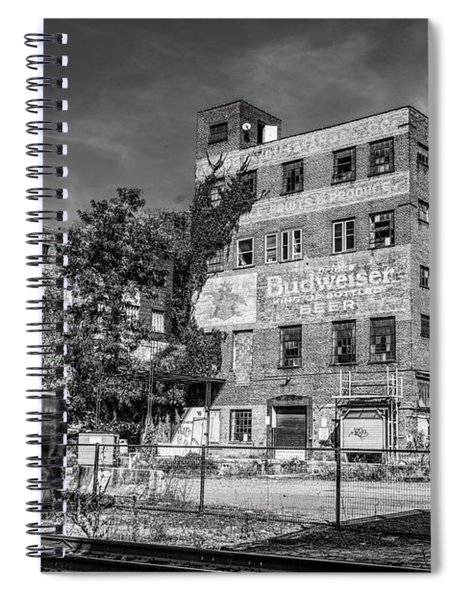Old Brewery Spiral Notebook