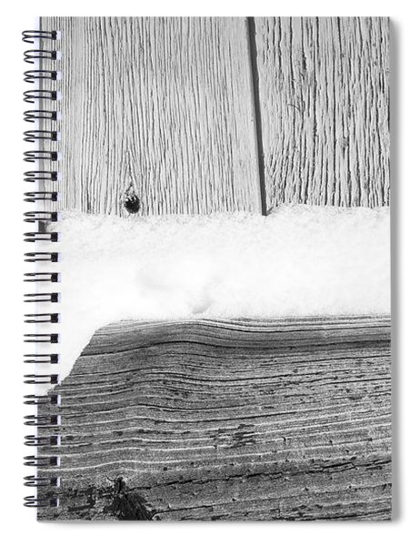 Old Fence Spiral Notebook