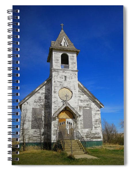 Old Hymms And Memories Spiral Notebook