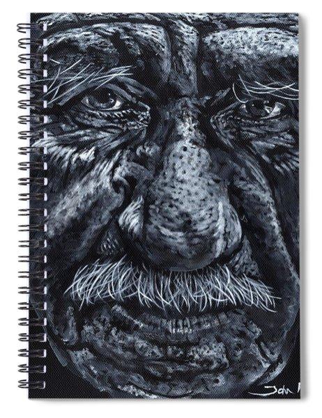 Old Joe Spiral Notebook