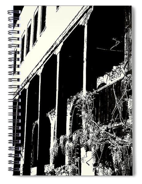Old Monastery Spiral Notebook