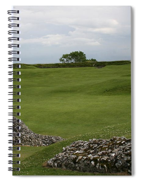 Old Sarum Spiral Notebook