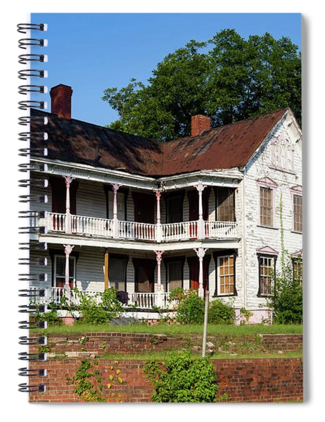 Old Shull Mansion Spiral Notebook