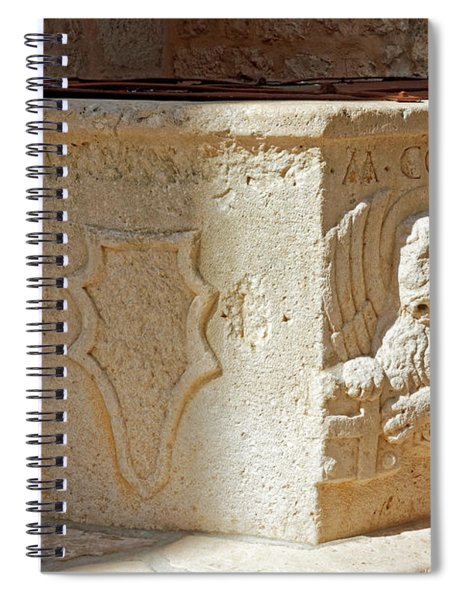 Old Stone Well 475 Spiral Notebook