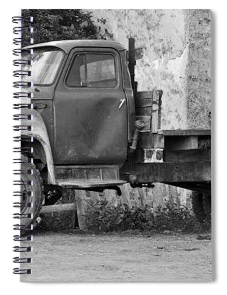Old Truck Spiral Notebook