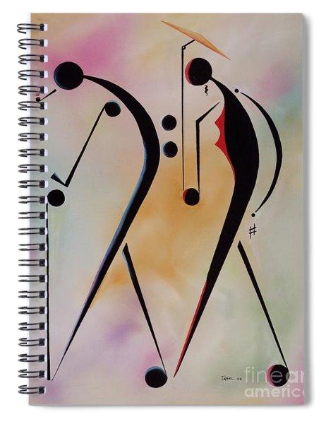 Ole Folks Spiral Notebook