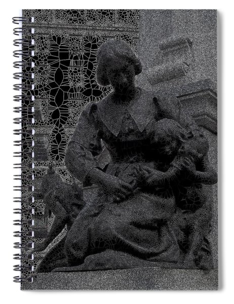 On A Mission Spiral Notebook