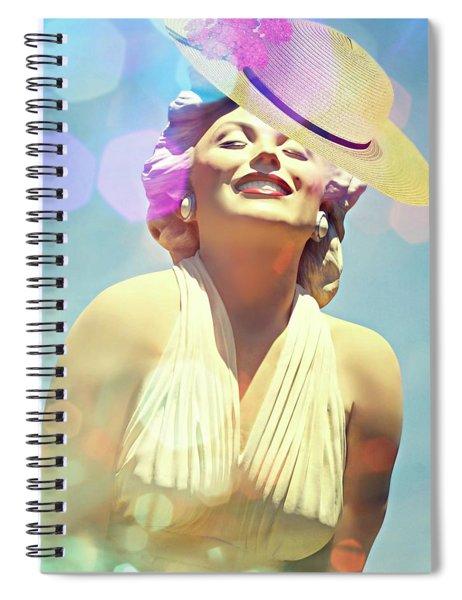 On Parade Spiral Notebook