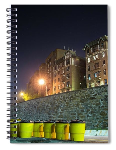 The Front Line Spiral Notebook