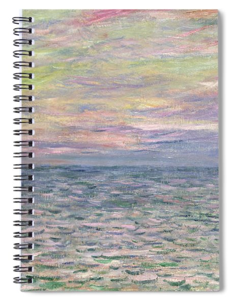 On The High Seas Spiral Notebook