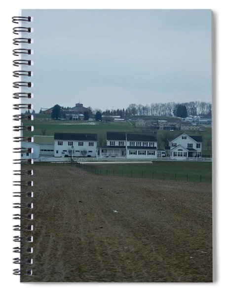 On The Homestead Spiral Notebook