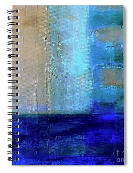 On The Right Side Spiral Notebook