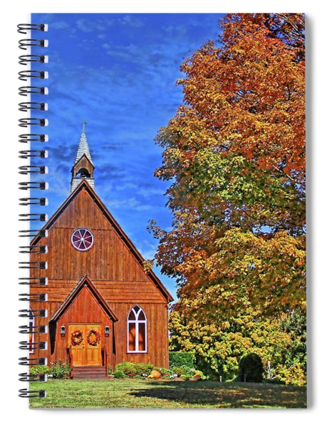 On The Road To Maryville Spiral Notebook
