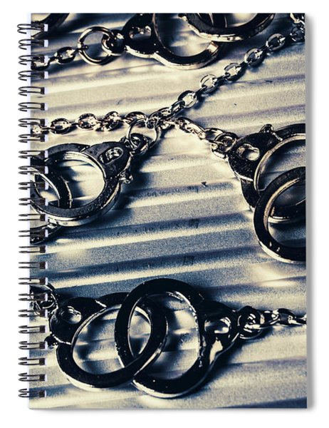 On The Sealed Indictment Case Spiral Notebook
