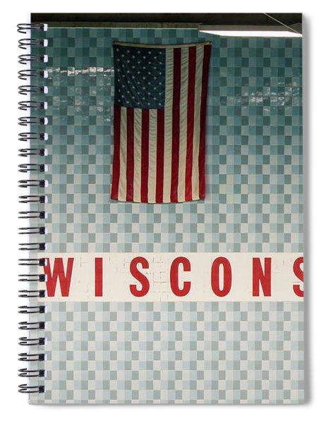 On Wisconsin  Spiral Notebook