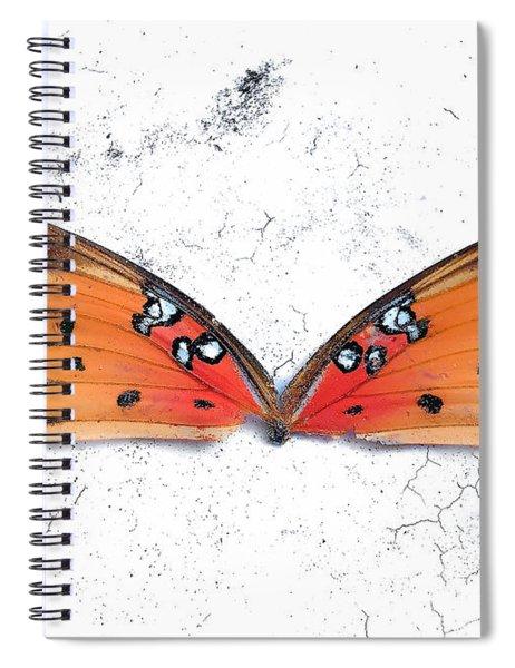 Once Flown Spiral Notebook