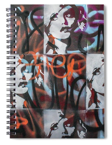 Once I Had A Love Spiral Notebook