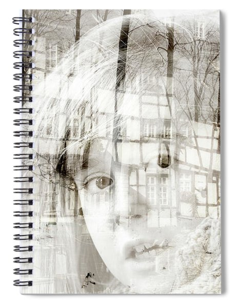 Once Upon A Time ... Spiral Notebook