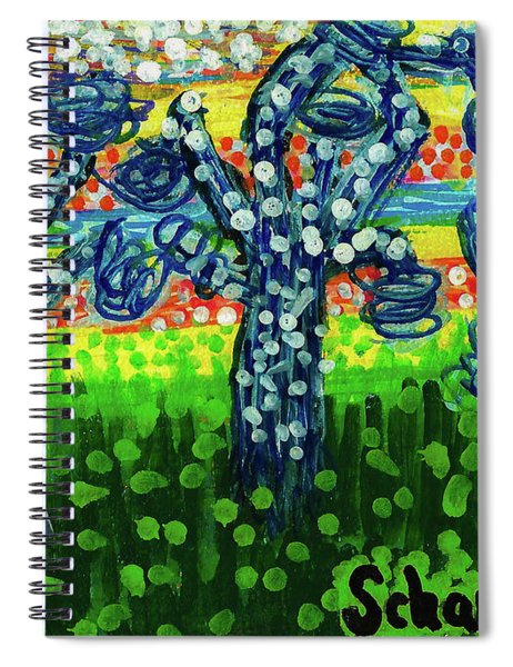 Once Upon The Imagination Spiral Notebook