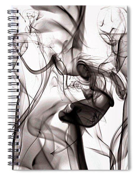 One Among Many Spiral Notebook
