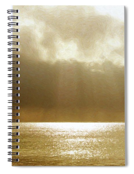 One Boat Spiral Notebook