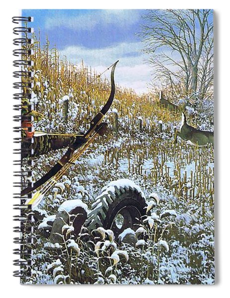 One Chance Only Michael Sieve Spiral Notebook