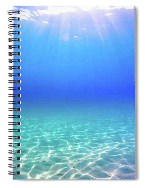 One Deep Breath Spiral Notebook