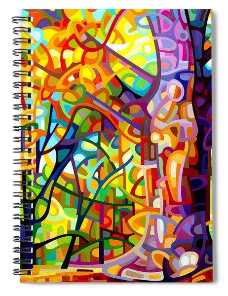 One Fine Day Spiral Notebook