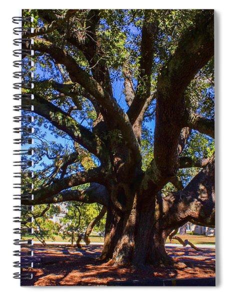 One Friendship Tree Spiral Notebook