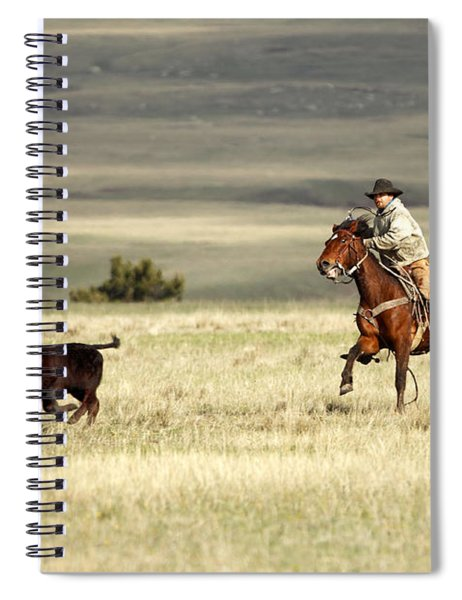One Got Away Spiral Notebook