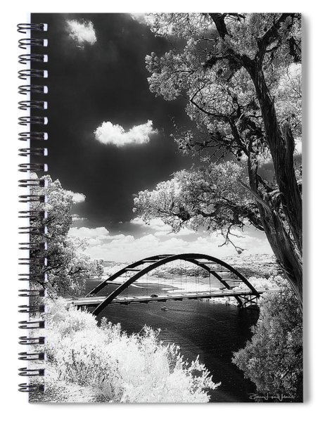One Last View Spiral Notebook