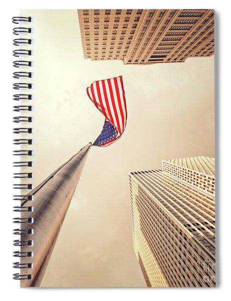 One Nation Spiral Notebook