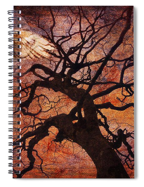 One Of These Nights 2015 Spiral Notebook