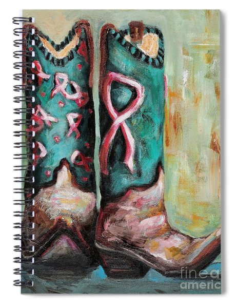 One Size Fits All Spiral Notebook