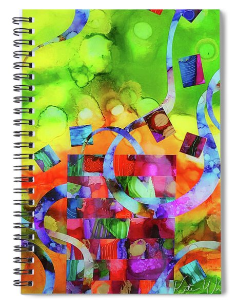 Ones Who Flew Away Spiral Notebook