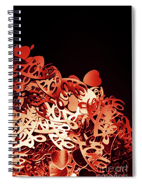 Only Love Spiral Notebook