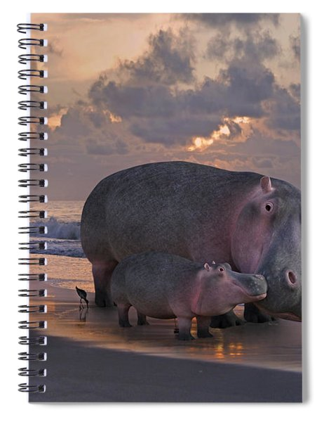 Only On Topsail The Best Kept Secret Spiral Notebook