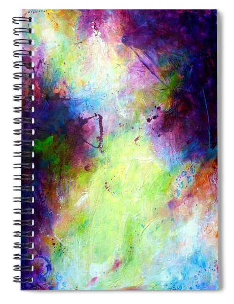 Only Time Will Tell Spiral Notebook