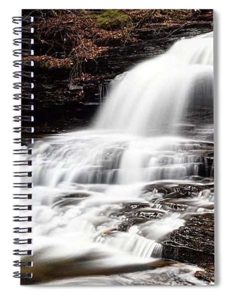 Onondaga Falls Spiral Notebook