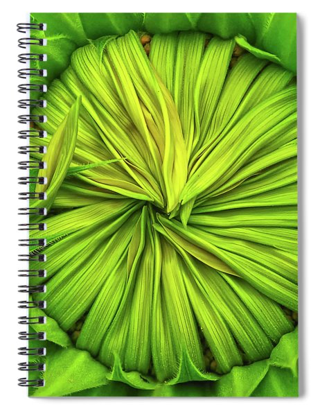Opening Soon Spiral Notebook