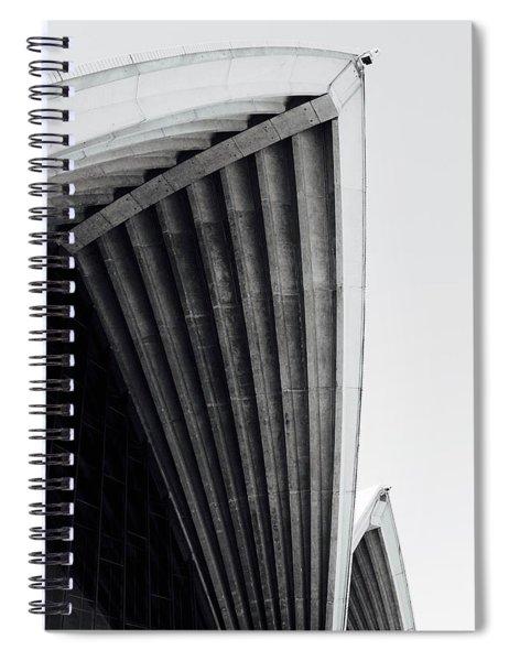 Opera House  Spiral Notebook
