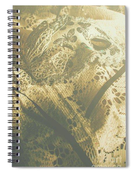 Operatic Art Spiral Notebook