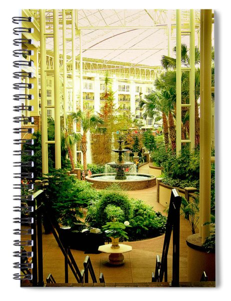 Opryland Hotel Spiral Notebook
