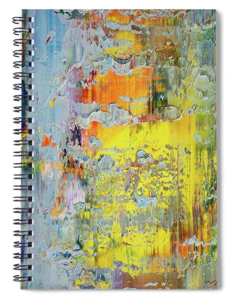 Opt.66.16 A New Day Spiral Notebook