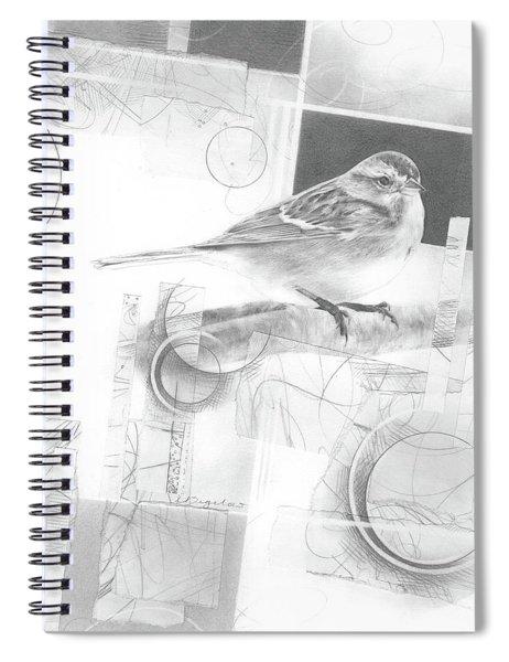 Orbit No. 1 Spiral Notebook