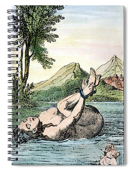 Ordeal By Water Spiral Notebook