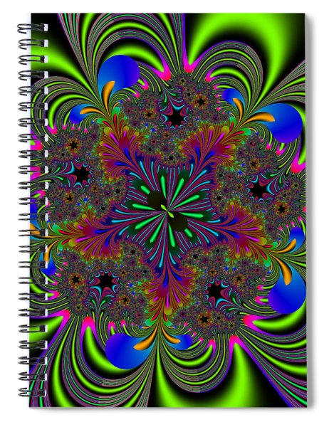 Orditively Spiral Notebook