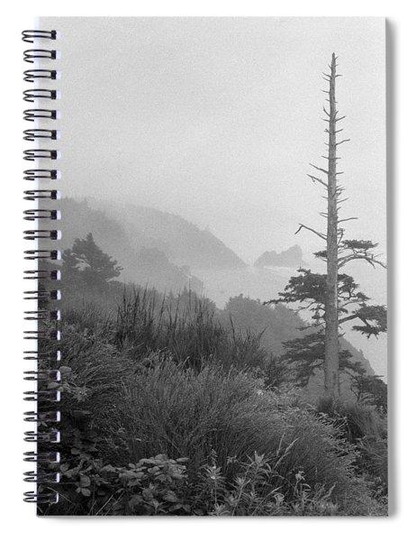 Oregon Coast Spiral Notebook